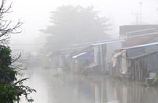 Miền Bắc có sương mù, nhiệt độ cao nhất từ 18-20 độ C