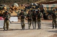 Thổ Nhĩ Kỳ cảnh báo mở chiến dịch tấn công trên bộ ở miền Bắc Syria