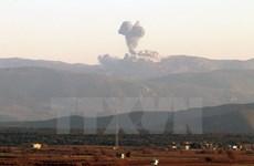 Nhiều nước phản đối Thổ Nhĩ Kỳ tiến hành chiến dịch quân sự ở Syria