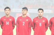 Xuân Mạnh 'sẵn sàng cháy hết mình' trong cuộc chạm trán với U23 Qatar