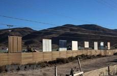 Mỹ đẩy nhanh việc xây dựng bức tường biên giới với Mexico