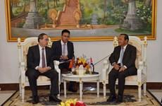 Campuchia đánh giá cao quan hệ hợp tác giữa TP.HCM và Phnom Penh