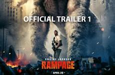 'The Rock' lại đóng phim làm từ game sau thành công của 'Jumanji'