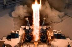 Nga phóng thành công 11 vệ tinh từ sân bay vũ trụ Vostochny