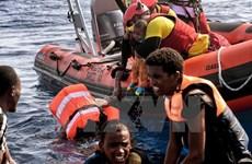 Lật tàu ở ngoài khơi Libya, hàng chục người có thể đã chết đuối