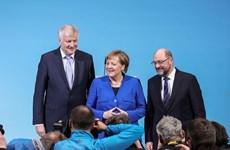 Thủ tướng Đức: Còn nhiều khác biệt trong đàm phán lập chính phủ