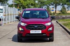 Ford EcoSport 2018 chính thức ra mắt thị trường Việt Nam
