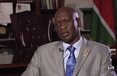 Nam Sudan triệu hồi Đại sứ ở Mỹ sau khi bị áp đặt lệnh cấm vận vũ khí
