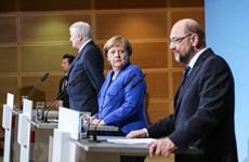 Đức: Cuộc đàm phán liên minh giữa CDU/CSU và SPD tiếp tục kéo dài