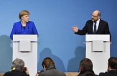 Nhiều 'nút thắt' chưa mở trong đàm phán thành lập Chính phủ Đức