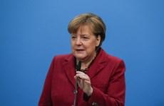 Thủ tướng Đức Merkel hoan nghênh thỏa thuận 'đại liên minh' mới