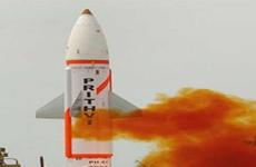 Ấn Độ thử thành công tên lửa Prithvi-II mang đầu đạn hạt nhân