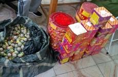 Quảng Ninh: Bị phạt 30 tháng tù giam vì hành vi vận chuyển pháo nổ