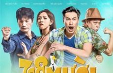 '798Mười' - Phim Tết đậm chất hài Châu Tinh Trì của Dustin Nguyễn