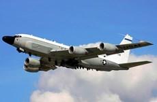 Máy bay do thám của Mỹ bị phát hiện ở gần biên giới Nga