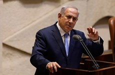 Thủ tướng Israel Netanyahu khẳng định lập trường cứng rắn với Iran