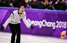 Mỹ nam người Nhật Bản 'gây sốt' ở Olympic mùa Đông PyeongChang