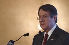 Cyprus kêu gọi Thổ Nhĩ Kỳ ngừng phong tỏa khai thác khí đốt ngoài khơi