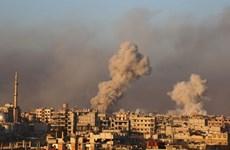 Tướng Iran tuyên bố sẽ cùng Syria dồn sức tấn công ở ngoại ô Damascus