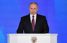 Tổng thống Nga nhấn mạnh tầm quan trọng của cách mạng công nghệ