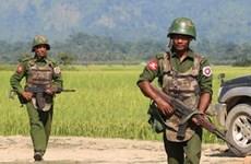 Myanmar, Bangladesh phối hợp ngăn hoạt động khủng bố dọc biên giớI
