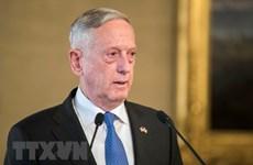 Bộ trưởng Quốc phòng Mỹ cảnh báo Syria về việc sử dụng khí độc