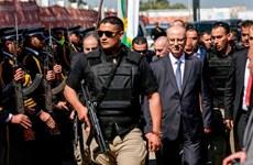 Thủ tướng Palestine rút ngắn chuyến thăm Dải Gaza sau vụ nổ