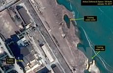Dấu hiệu cho thấy các lò phản ứng hạt nhân của Triều Tiên hoạt động