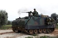 Thổ Nhĩ Kỳ khẳng định sẽ không duy trì quân tại khu vực Afrin
