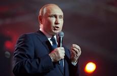[Mega Story] Bầu cử Tổng thống Nga: Sứ mệnh của niềm tin và hy vọng