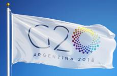Khai mạc hội nghị Bộ trưởng Tài chính G-20 tại Argentina