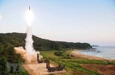 Quân đội Hàn Quốc sắp thành lập đơn vị tên lửa chiến thuật