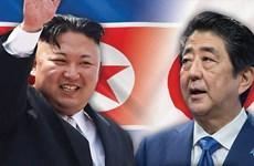 Nhật Bản muốn tổ chức cuộc gặp thượng đỉnh với Triều Tiên