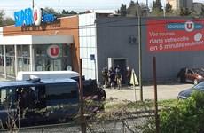 Đối tượng bắt giữ con tin ở Pháp tuyên thệ trung thành với IS