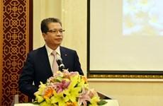 Giao lưu đầu Xuân giữa hai Đại Sứ quán Việt Nam-Lào tại Bắc Kinh