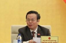 Đoàn đại biểu cấp cao Quốc hội Việt Nam bắt đầu chuyến thăm Madagascar