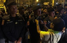 Thái Lan: Biểu tình lớn ở Bangkok, đòi chính phủ tiến hành bầu cử