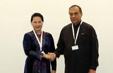 'Việt Nam luôn coi trọng quan hệ hữu nghị truyền thống với Sri Lanka'