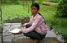 """Nam Định: Ngư dân """"sống mòn"""" với nguồn nước ô nhiễm"""