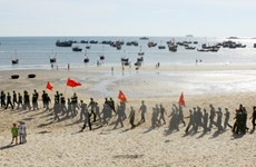 Tuần lễ biển và hải đảo: Cộng đồng cùng ngư dân bám biển, vươn khơi