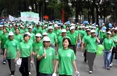 Tổng vệ sinh toàn thành phố Hà Nội, bảo vệ môi trường