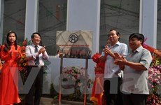 Hà Nội khánh thành nhà máy xử lý chất thải lớn nhất tại Sơn Tây