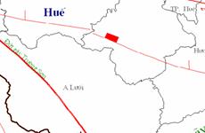 Thừa Thiên-Huế: Lại xảy ra động đất tại khu vực huyện A Lưới
