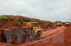 Có gần 7.700 triệu tấn quặng bauxite, sắt laterit tại Tây Nguyên