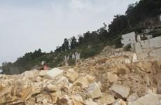 """Hà Nội: Vẫn còn """"nóng"""" tình trạng khai thác khoáng sản trái phép"""