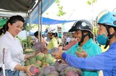 Phát triển nông sản: Cần kết nối nông dân, doanh nghiệp với thị trường