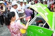 Thiết lập 4 điểm thu gom rác thải điện tử dài hạn tại TPHCM