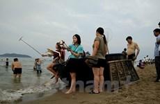 Công bố chi tiết chất lượng nước biển của 22 bãi tắm miền Trung