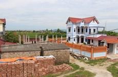 Chuyện thật như đùa ở vùng quê xây nhà không phép, không sổ đỏ