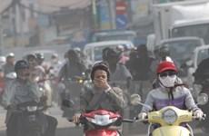 Ô nhiễm không khí ở Hà Nội và Thành phố Hồ Chí Minh ở mức báo động